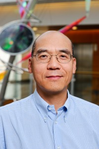 Shan-Lu Liu, Bond Life Sciences scientists and associate professor in the MU School of Medicine department of molecular microbiology and immunology.