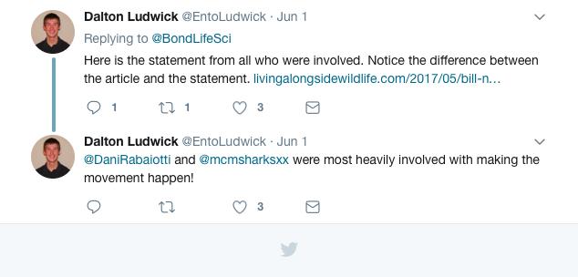 Dalton Ludwick Response