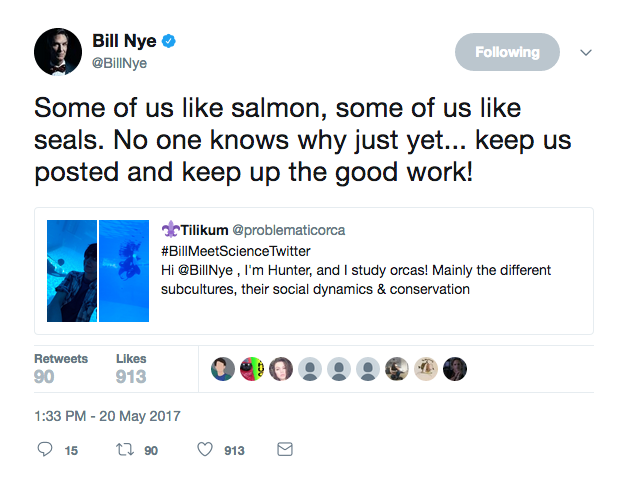 Bill Nye Response 2